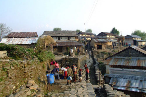 Ghalegaun Village Tour