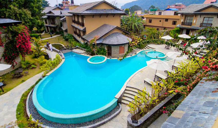 Nepal Hotel Reservation