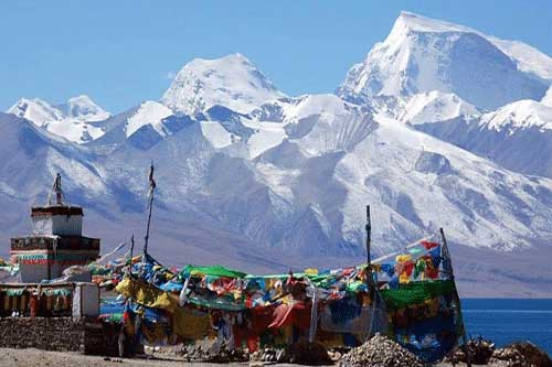 Kailash Mansarovar Tour via EBC